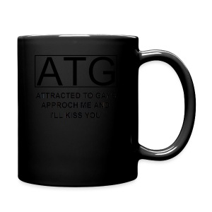 ATG Attracted to gays - Full Color Mug