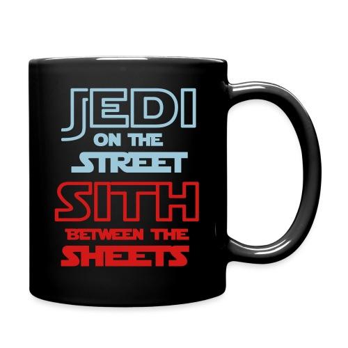 Jedi Sith Awesome Shirt - Full Color Mug