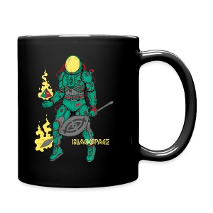 Afronaut - Full Color Mug