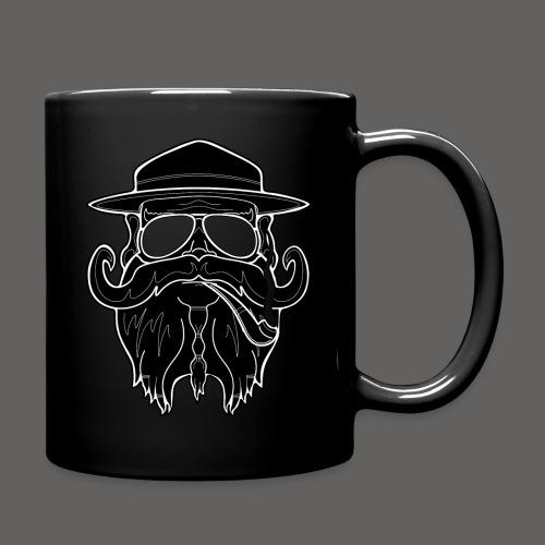 OldSchoolBiker - Full Color Mug