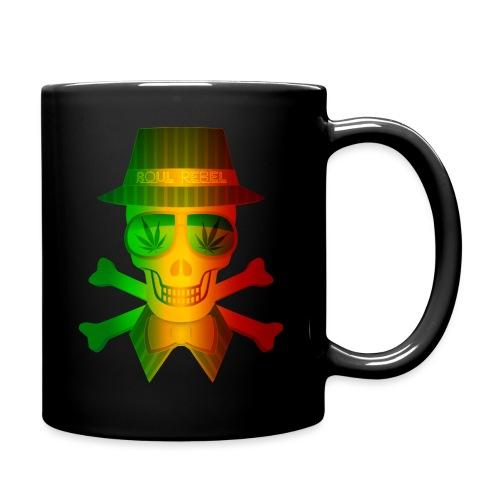 Rasta Man Rebel - Full Color Mug