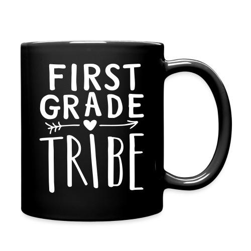 First Grade Tribe Teacher Team T-Shirts - Full Color Mug