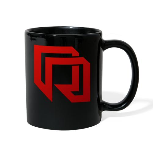 Red Iron Icon (Red) - Full Color Mug