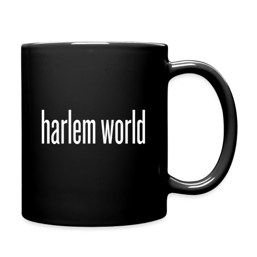 harlem world logo - Full Color Mug