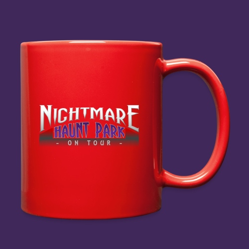 Nightmare Haunt Park Logo - Full Color Mug
