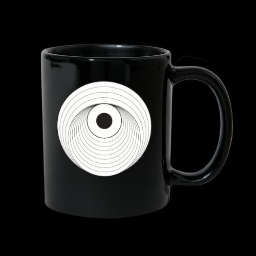 Black Dirt Vortex Logo Light - Full Color Mug