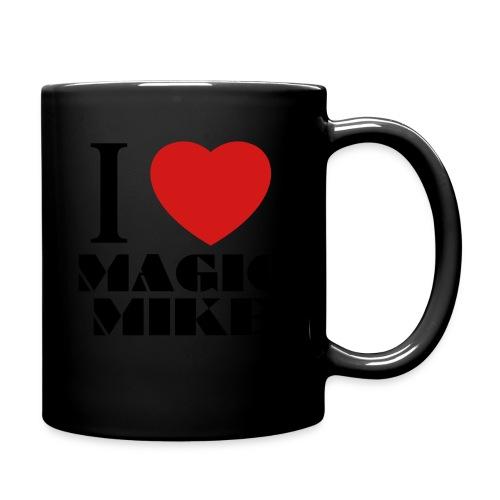 I Love Magic Mike T-Shirt - Full Color Mug