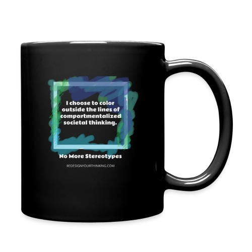 Color Outside the Lines! - Full Color Mug