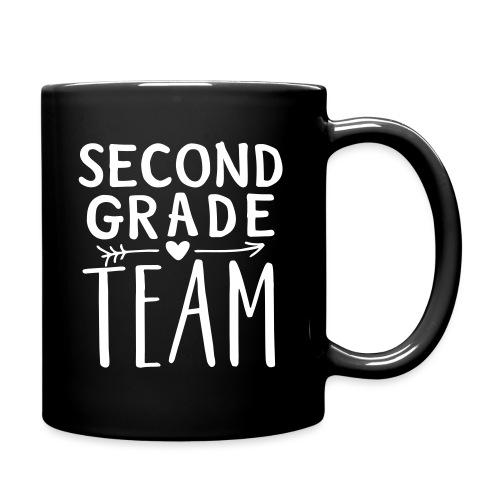 Second Grade Team Teacher T-Shirts - Full Color Mug