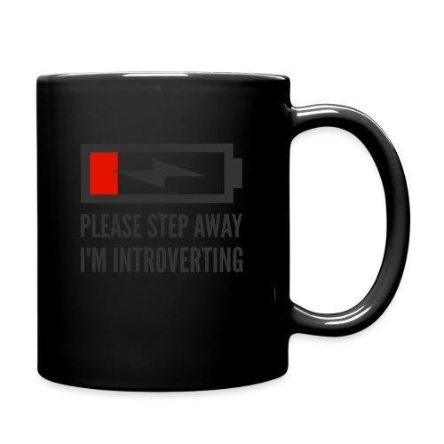 introverting - Full Color Mug