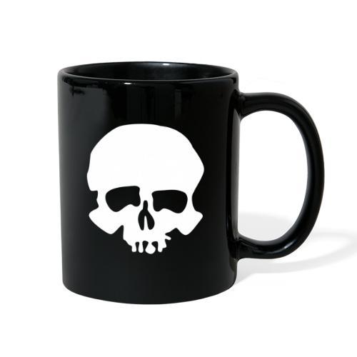 White Skull - Full Color Mug