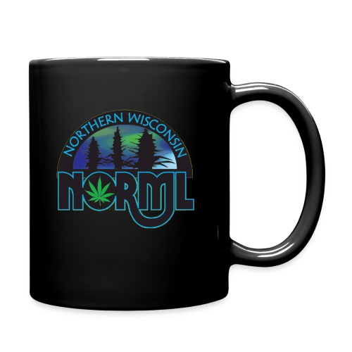 Northern Wisconsin NORML Official Logo - Full Color Mug