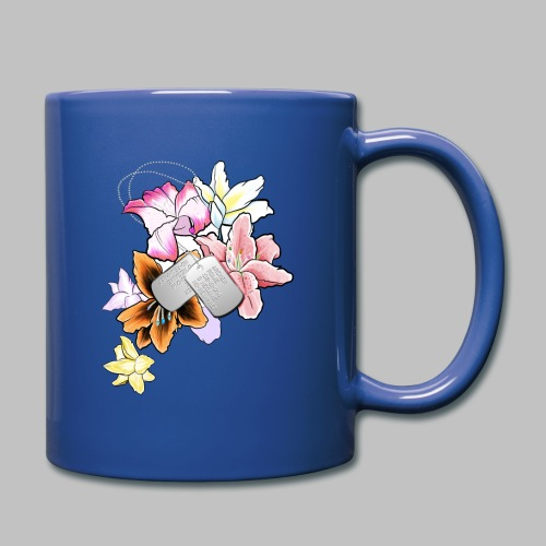 Flower - Full Color Mug