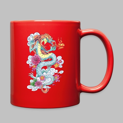 Nash's Dragon - Full Color Mug
