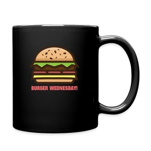Burger Wednesday! - Full Color Mug