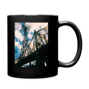 Ed Koch bridge - Full Color Mug
