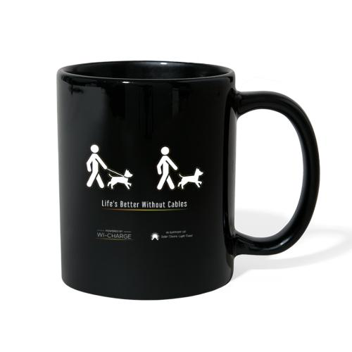 Life's better without cables : Dogs - SELF - Full Color Mug