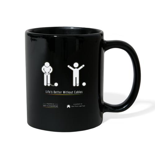 Life's better without cables: Prisoners - SELF - Full Color Mug