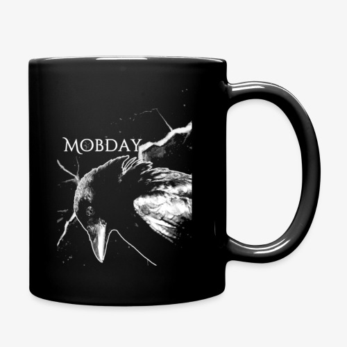 Mobday Blackbird Reissue - Full Color Mug