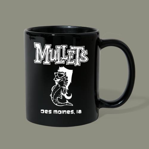 mulletmain white - Full Color Mug
