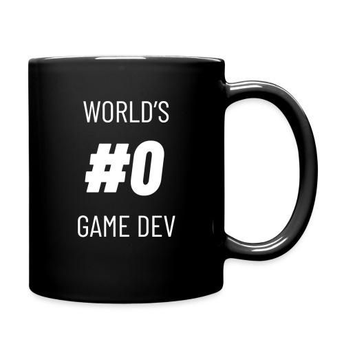 World's #0 Game Dev - Full Color Mug