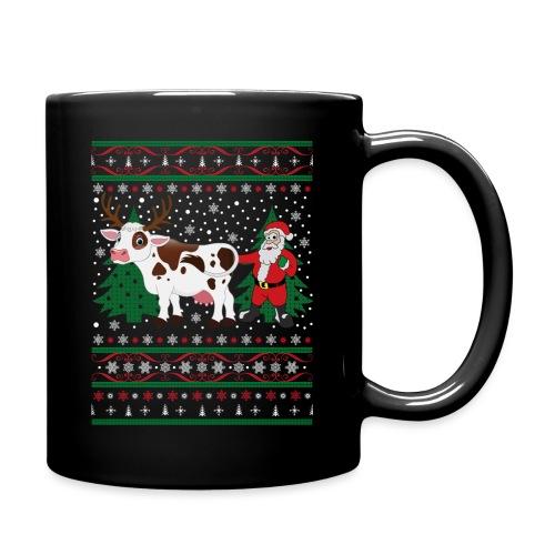 Palpation Nation Christmas Mug - Full Color Mug
