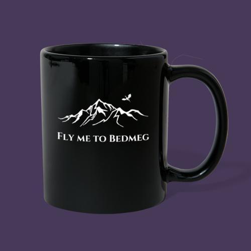 Fly Me to Bedmeg (white) - Full Color Mug