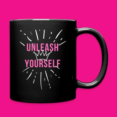 UNLEASH YOURSELF SHIRT - Full Color Mug