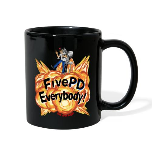 It's FivePD Everybody! - Full Color Mug