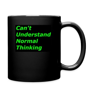 what C*** stands for - Full Color Mug