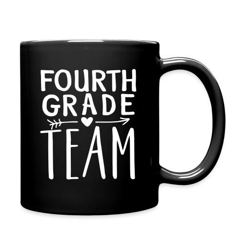 Fourth Grade Team Teacher T-Shirts - Full Color Mug