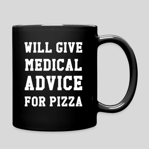 Pizza - Full Color Mug