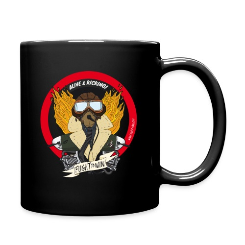 WW2 pilot color - Full Color Mug