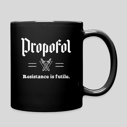 Resistance is futile - Full Color Mug