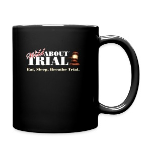 Eat, Sleep, Breathe Trial. - Full Color Mug