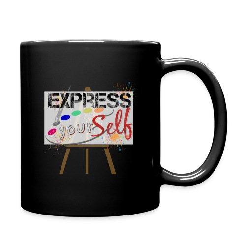 Express Yourself by Miss BJB - Full Color Mug