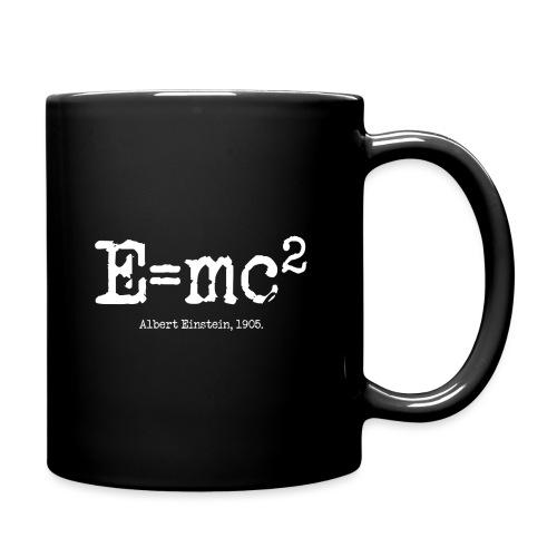 E=mc2 - Full Color Mug
