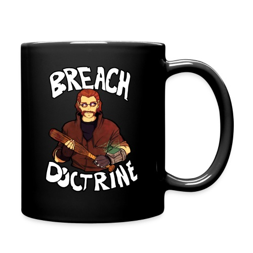 Breach Doctrine! - Full Color Mug