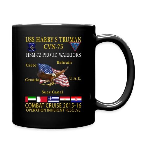 HST 2015 16 PROUD WARRIORS png - Full Color Mug