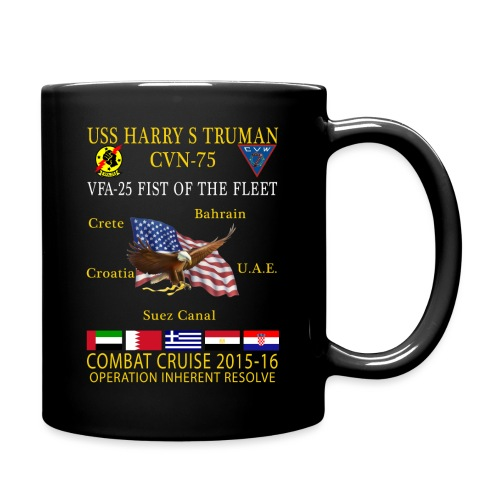 HST 2015 16 FIST png - Full Color Mug