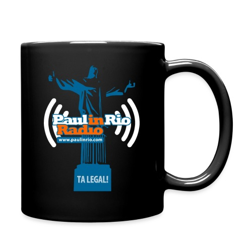Paul in Rio Radio - The Thumbs up Corcovado #2 - Full Color Mug