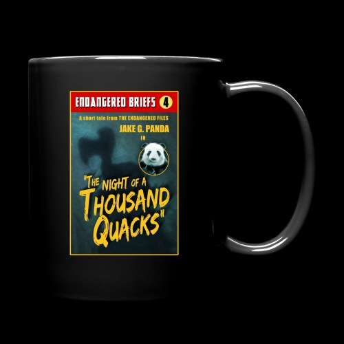 A THOUSAND QUACKS! - Full Color Mug