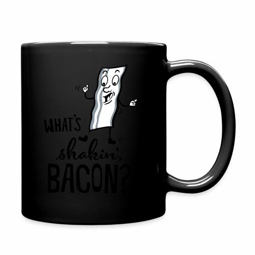 What's Shakin' Bacon - Full Color Mug