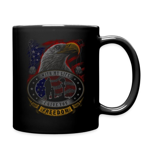 eagle7 - Full Color Mug