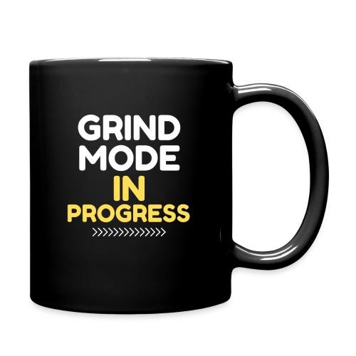 Grind Mode In Progress - Full Color Mug