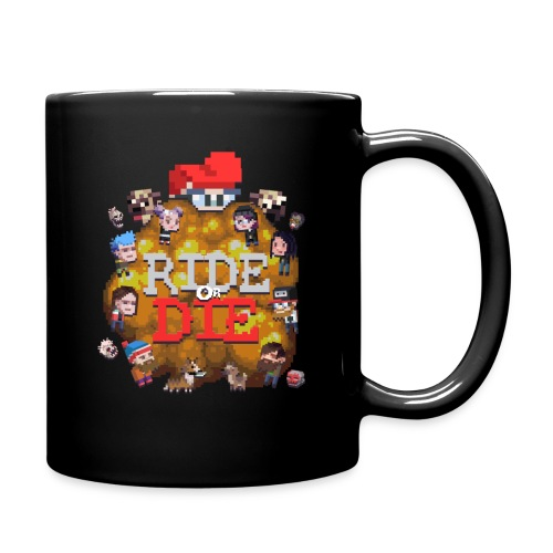 Ride Or Die Shirt (Full) - Full Color Mug