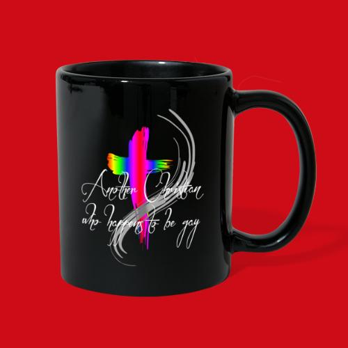 Another Gay Christian - Full Color Mug
