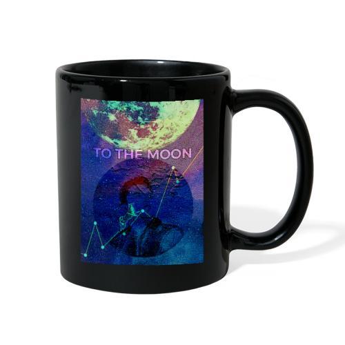 DOGE TO THE MOON - Full Color Mug