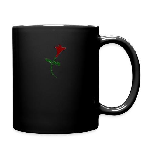 Street Rose rose - Full Color Mug