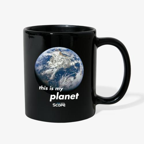Solar System Scope : This is my Planet - Full Color Mug